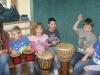 Singen und musizieren im Morgenkreis (klassenübergreifend)